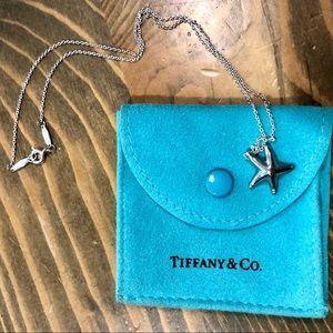 Tiffany & Co Elsa Peretti Starfish Pendant